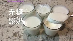 【广东阿姨】自制无糖酸奶 原来这么简单!