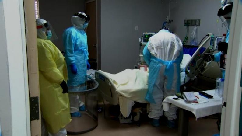佛州连续两日新冠新增确诊破纪录 医院接诊数比3月翻倍