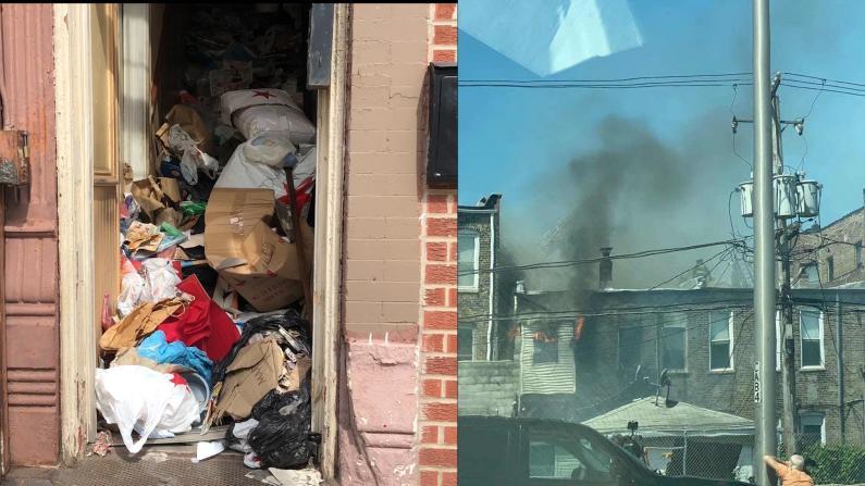 【现场】芝加哥中国城大火 损失惨重