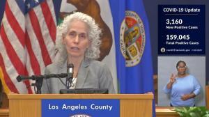 4天住院率连创新高 洛杉矶郡疫情暂未现拐点