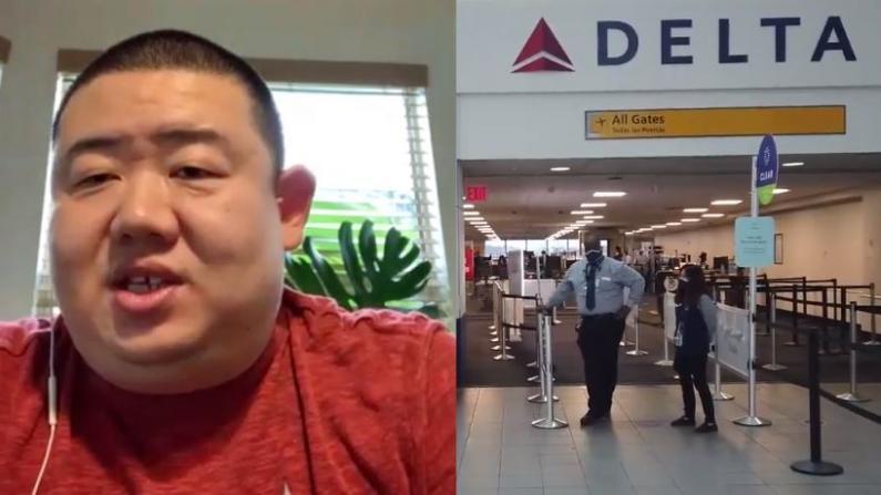"""""""隔离令""""下航空旅行什么体验?华人吐槽防疫漏洞"""