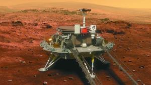 来了!中国首辆火星车正式发布,它长什么样?如何工作?