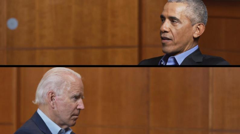 """奥巴马拜登猛批川普""""不负责任"""":我们当时可不是这样执政的"""