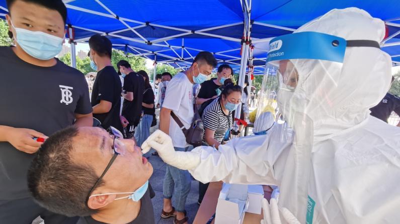 辽宁大连新增24例无症状感染者 已对21万余人做完核酸检测