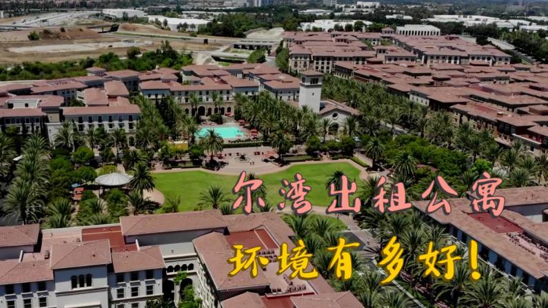 【安家美国·加州尔湾】尔湾出租公寓 环境有多好!