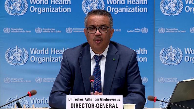 WHO: 新冠已成全球最严重公共卫生紧急事件 世卫将重新评估建议