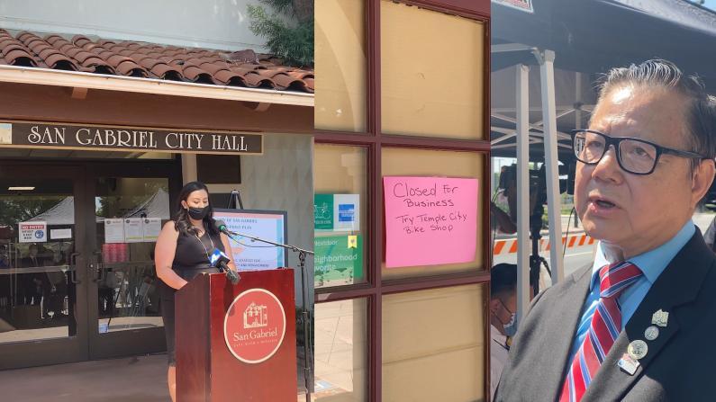 洛杉矶华裔城圣盖博推纾困计划 8月开放申请