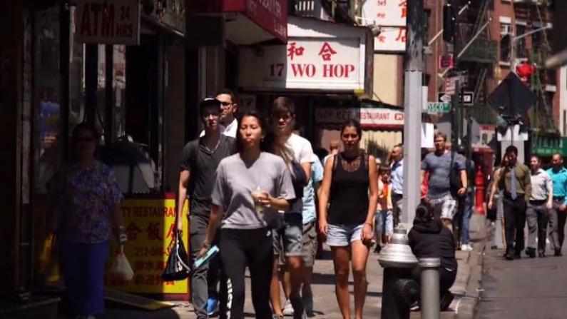 人口普查延至10月底 纽约参与率仅过半 普查员8/11起登门未回复者