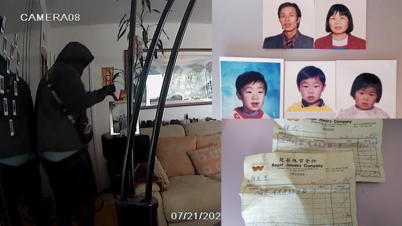 华裔家庭毕生积蓄遭洗劫 当事人回应社区质疑