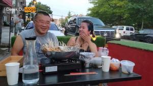 【Derek在纽约】去8大道逛逛 臭豆腐、串串锅、沙县小吃都上街啦!