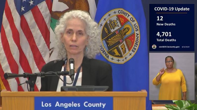 单日新增确诊低于3000 洛杉矶疫情迎来拐点?