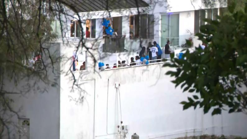 1死3伤 比弗利山庄200人豪宅大派对爆枪案