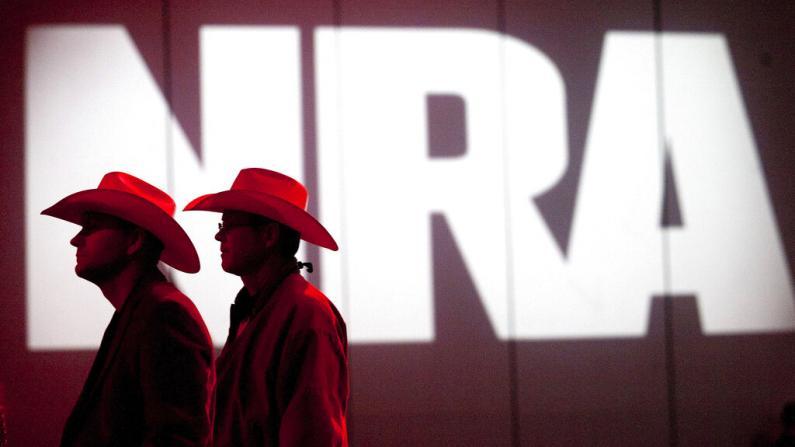 纽约总检察长起诉NRA腐败 川普这样为NRA支招
