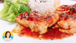 【Lychee Girl】小白秒变厨神 超级简单的日式照烧鸡腿饭