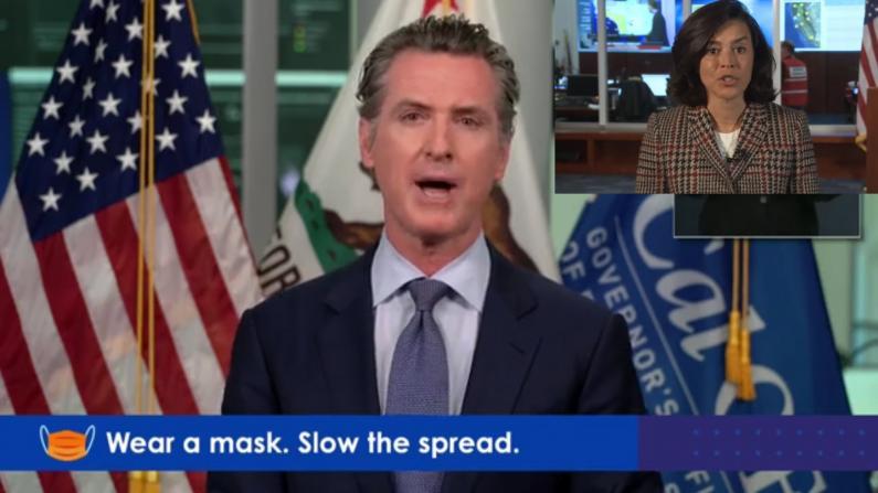 加州卫生局长突然辞职 因疫情系统故障?
