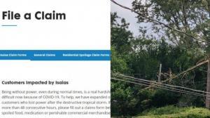 长岛住户断电8天 皇后区七百户停电 纽约民选官员吁免除电费