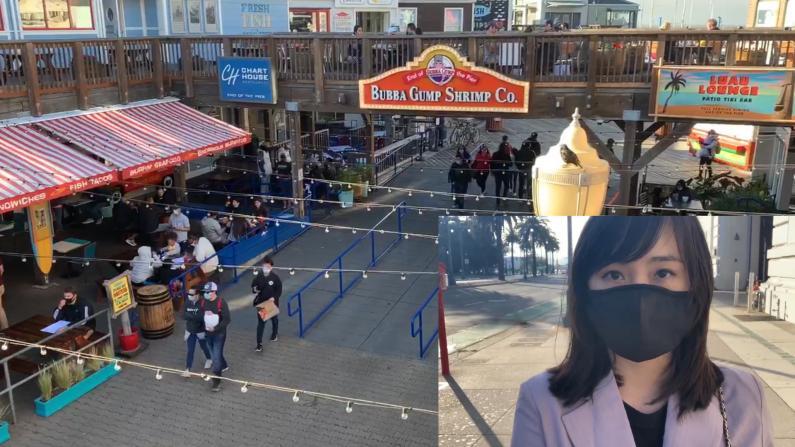 【探访】疫情对旧金山旅游业打击有多大?