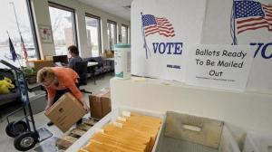 新泽西大选投票方式确定:选票寄给所有人 如何投票自己选