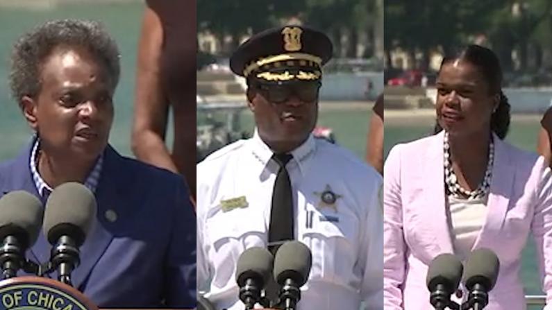 洗劫不能容忍!芝加哥警方检方多重手段严厉打击