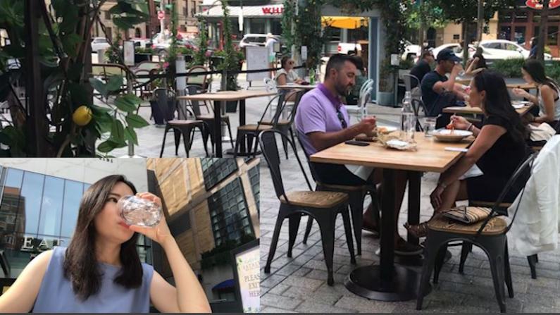 【亲测】疫情期间 波士顿户外用餐是什么体验?