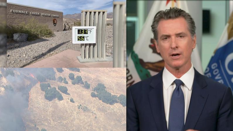持续高温!加州竟轮流断电 330万户受影响