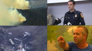 北加火势升级消防资源紧缺 灾区民众:不知要撤离 没人管我们死活
