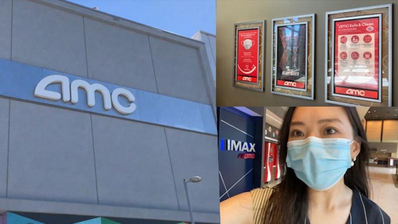 【探访】电影院熬出头了?波士顿AMC重开什么情况?