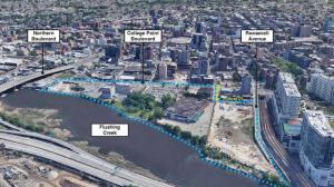 纽约法拉盛水边20亿开发案遭社区诉讼 开发商:利于重振经济