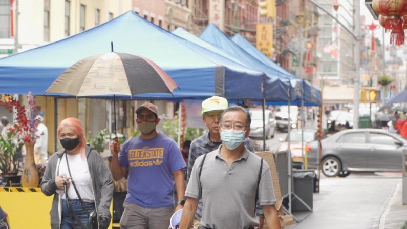 """华埠欲设""""夜市""""遭社区反对 吁官员""""停止作秀"""""""