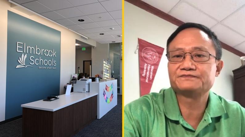 威州公校线下授课华人参与度低 学区董事:家长需平衡
