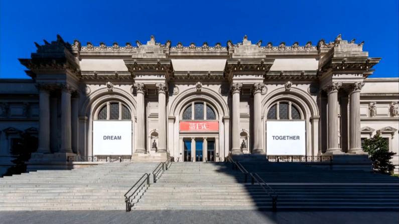 大都会艺术博物馆宣布重开 150周年特展终亮相