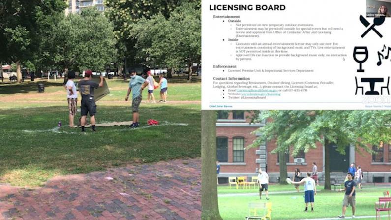 波士顿办户外私人活动也要申请许可证 注意事项都在这里...