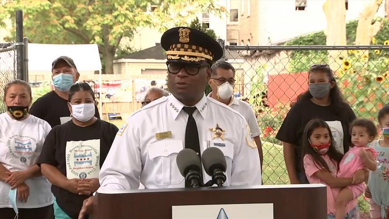 芝加哥警局预防打砸抢:做好最坏打算