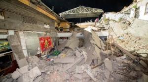 山西临汾饭店坍塌事故致29死 幸存者讲述事发时惊险一幕