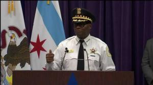 芝加哥周末10死54伤 包括2名警察