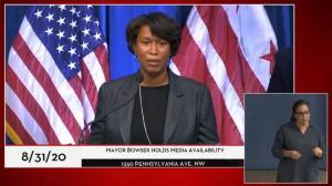 """华盛顿市长称担心美国陷""""种族战争"""" 促领导层勿继续煽动暴力"""
