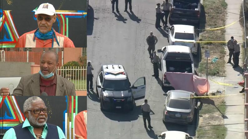吁警方公布随身相机 洛杉矶警察枪杀非裔持续发酵