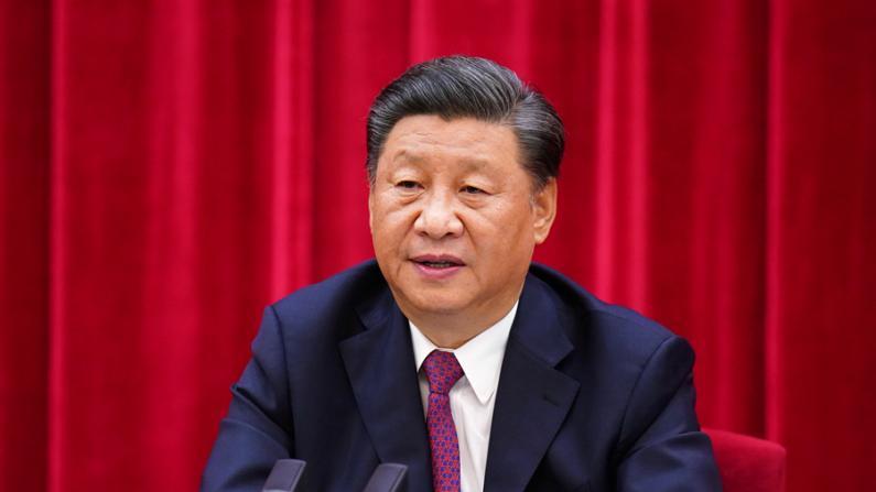 """【现场】习近平称这五件事""""中国人民绝不答应"""""""