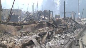 加州小镇遭山火夷为平地 母亲急寻失踪儿子:告诉我你在哪儿?