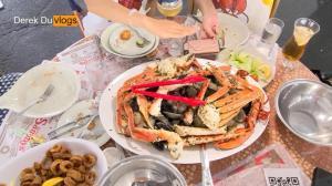 【Derek在纽约】去城市中的海岛 吃一顿海鲜盛宴