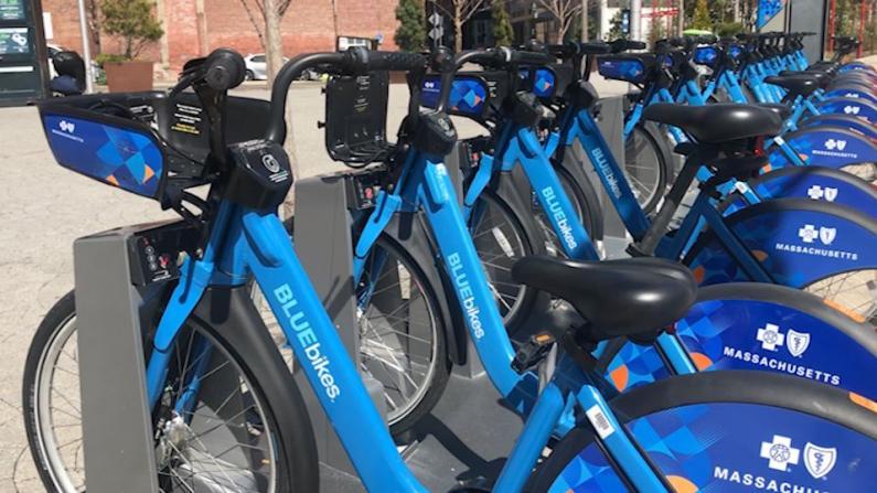 麻州10城镇提供共享单车 这些人可免费骑90天