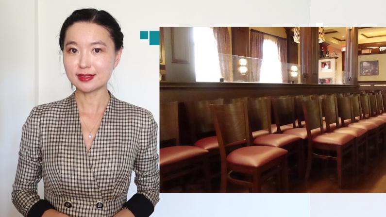 纽约市室内就餐开放 餐馆不依不饶继续提告:步伐太小