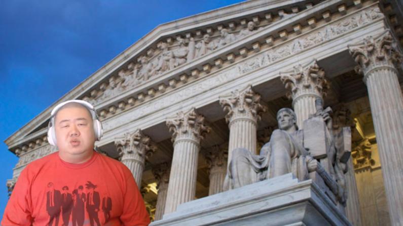 【佛州生活】联邦法官叫停微信禁令 商务部要上诉 借此说说美国的法院系统