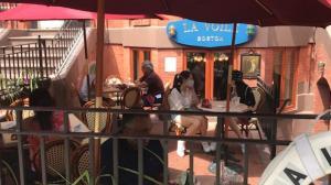 麻州放宽用餐限制 9/28起可这样在餐馆吃饭