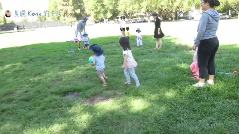【硅谷生活】带女儿去公园 疫情以来的第一次!