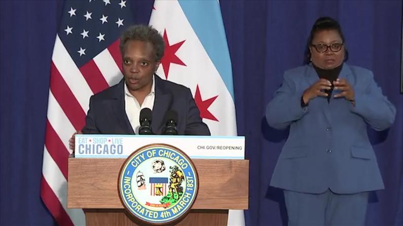 芝加哥放松多项限制 室内客容量提升至40%