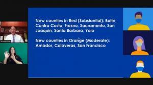 加州多郡进一步重开 卫生厅密切关注确诊趋势