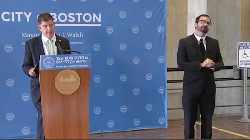 波士顿成为新冠红色高风险区 延迟重开