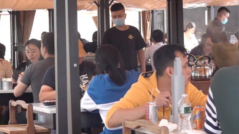 纽约市中餐馆中秋客流小幅回升 月饼订单疫情中下跌