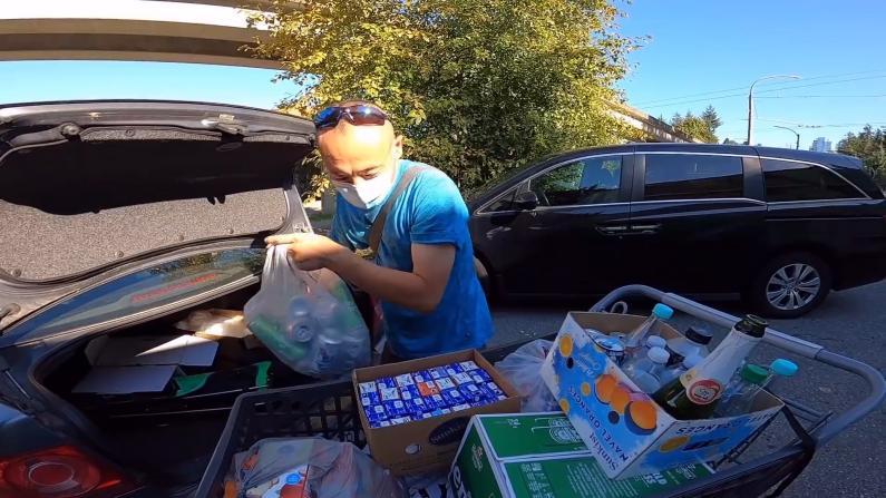 【Trucker刚】攒了四个月的饮料瓶 回收能卖多少钱?